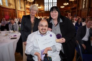 Make a difference awards 2015 for Manchester University