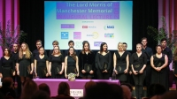 The University's Ad Solem Chamber Choir