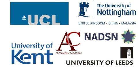 ableism in academia logo